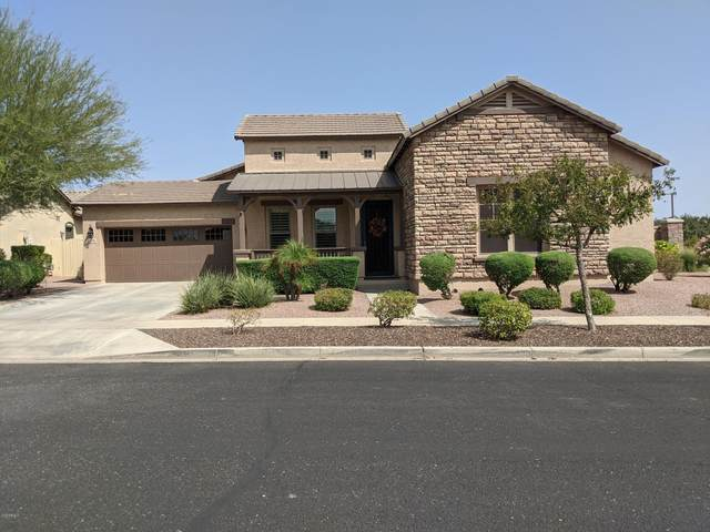 12781 N 153RD Lane, Surprise, AZ 85379 (MLS #6165719) :: Balboa Realty