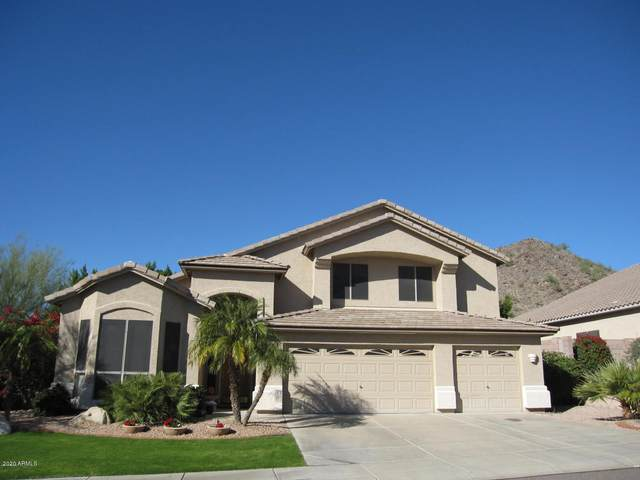 1716 E Quail Avenue, Phoenix, AZ 85024 (MLS #6165725) :: The C4 Group