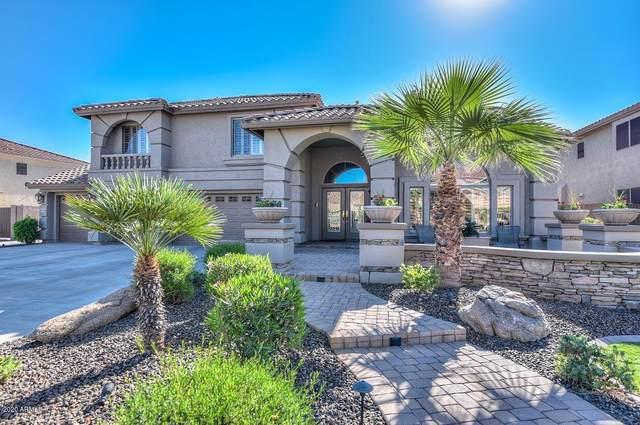 9795 W Sydney Way, Peoria, AZ 85383 (MLS #6165734) :: Kepple Real Estate Group