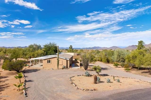 4813 E Smokehouse Trail, Cave Creek, AZ 85331 (MLS #6165737) :: The Riddle Group