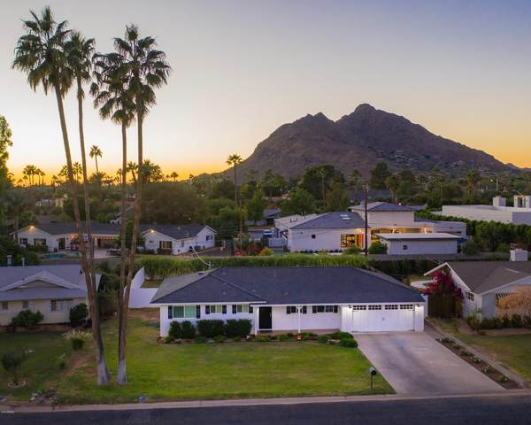 4814 N 69TH Street, Scottsdale, AZ 85251 (MLS #6165744) :: The C4 Group