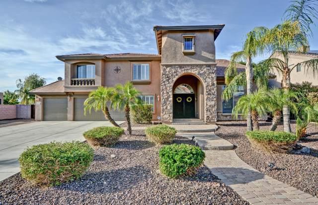 9658 W Pinnacle Vista Drive, Peoria, AZ 85383 (MLS #6165762) :: Kepple Real Estate Group