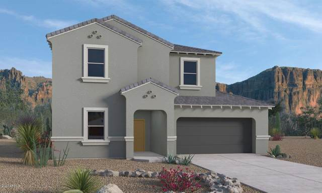 2017 W Cameron Boulevard, Coolidge, AZ 85128 (MLS #6165766) :: Selling AZ Homes Team