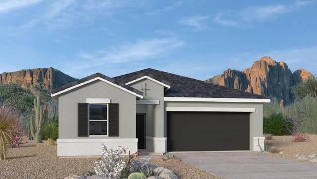 1775 W Pima Avenue, Coolidge, AZ 85128 (MLS #6165767) :: Selling AZ Homes Team