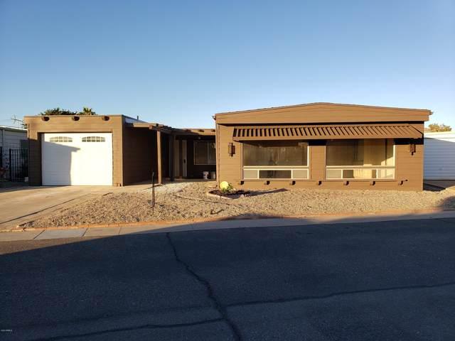 10201 N 99TH Avenue #79, Peoria, AZ 85345 (MLS #6165772) :: The Laughton Team