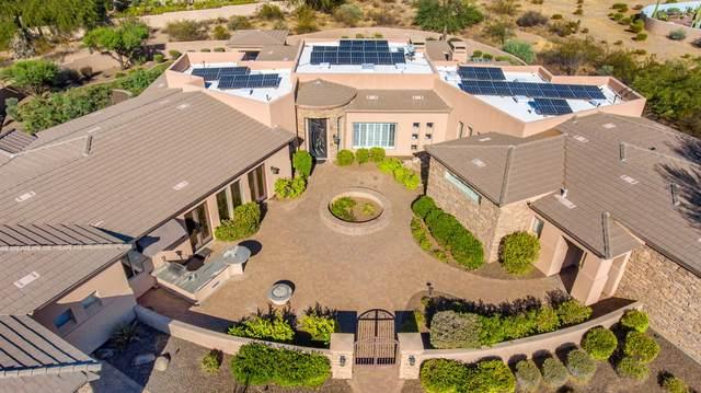 8846 E Rimrock Drive, Scottsdale, AZ 85255 (MLS #6165784) :: Lifestyle Partners Team