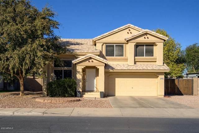 12322 W Sierra Street, El Mirage, AZ 85335 (MLS #6165787) :: Brett Tanner Home Selling Team