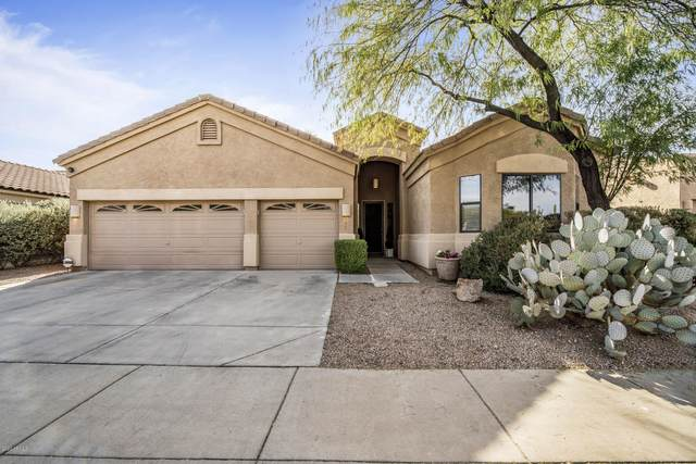 4607 E Red Bird Road, Cave Creek, AZ 85331 (MLS #6165816) :: Long Realty West Valley