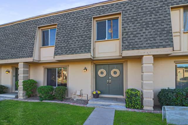 4921 N Granite Reef Road, Scottsdale, AZ 85251 (MLS #6165829) :: Balboa Realty