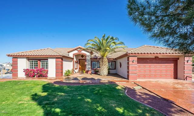 19730 W Kaibab Road, Buckeye, AZ 85326 (MLS #6165831) :: The Daniel Montez Real Estate Group