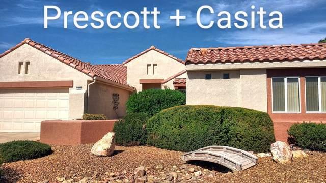 14822 W Arzon Way, Sun City West, AZ 85375 (MLS #6165834) :: John Hogen   Realty ONE Group