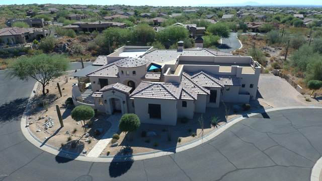 4322 N Morning Dove Circle, Mesa, AZ 85207 (MLS #6165882) :: Kepple Real Estate Group