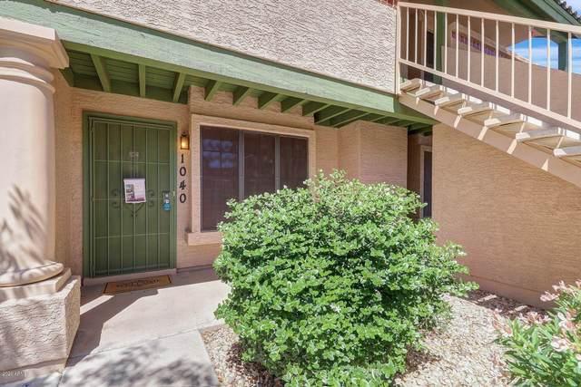 4901 E Kelton Lane E #1040, Scottsdale, AZ 85254 (MLS #6165901) :: Kepple Real Estate Group