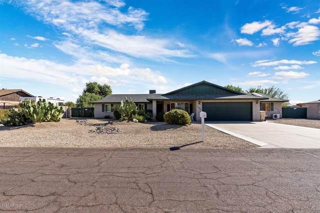 7221 W Angela Drive, Glendale, AZ 85308 (MLS #6165906) :: The Riddle Group