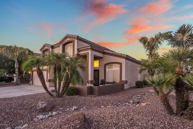 9206 W Quail Avenue, Peoria, AZ 85382 (MLS #6165921) :: Kepple Real Estate Group