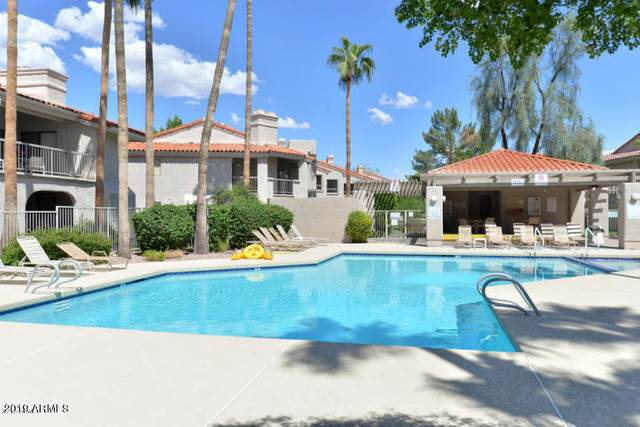 9460 N 92ND Street #117, Scottsdale, AZ 85258 (MLS #6165930) :: Conway Real Estate