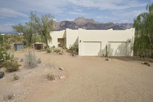 265 S Arroya Road, Apache Junction, AZ 85119 (MLS #6165936) :: The W Group