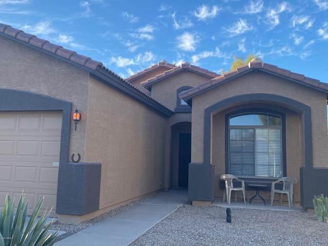 2616 E Morenci Road, San Tan Valley, AZ 85143 (MLS #6165949) :: The Riddle Group