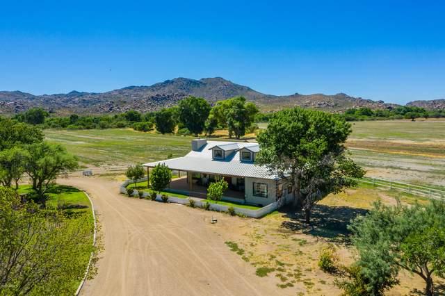 4150 S Iron Horse Road, Kirkland, AZ 86332 (MLS #6165960) :: Kepple Real Estate Group