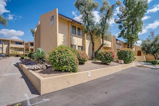 8055 E Thomas Road N202, Scottsdale, AZ 85251 (MLS #6165963) :: The Laughton Team