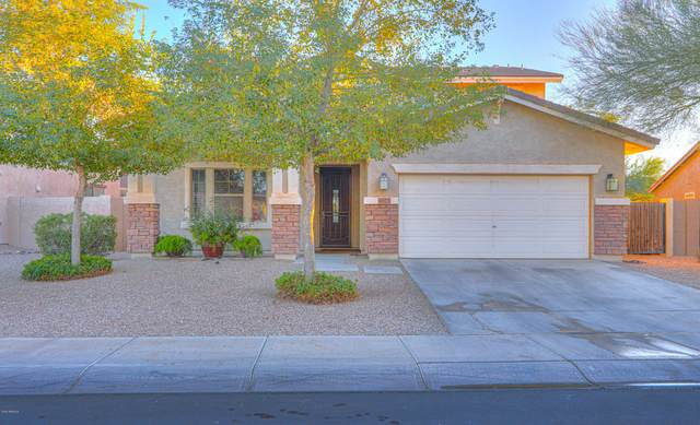 1673 E Elaine Court, Casa Grande, AZ 85122 (MLS #6165965) :: The Property Partners at eXp Realty
