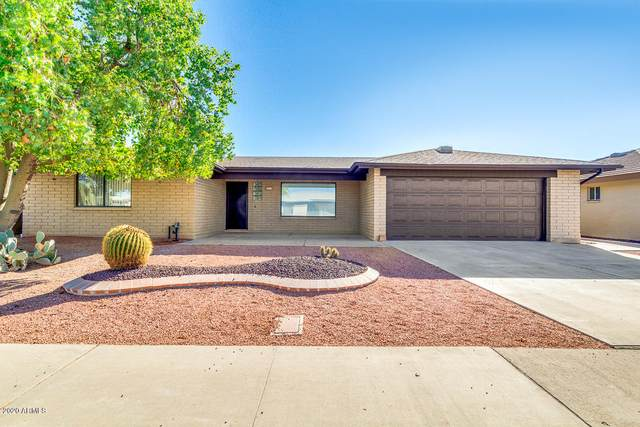 8323 E Lobo Avenue, Mesa, AZ 85209 (MLS #6165966) :: Kepple Real Estate Group