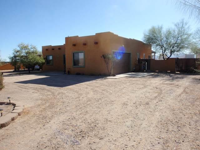 28016 N 251st Avenue, Wittmann, AZ 85361 (MLS #6165970) :: Balboa Realty