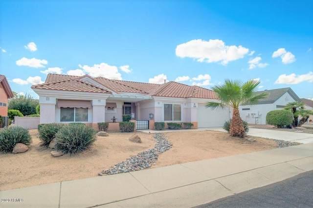 14909 W Yosemite Drive, Sun City West, AZ 85375 (MLS #6165988) :: Kepple Real Estate Group