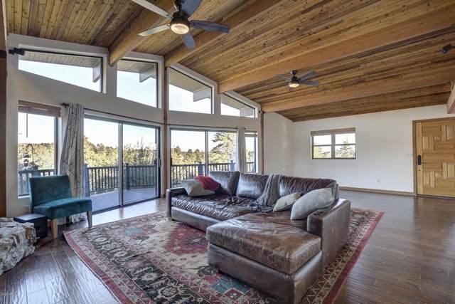 2806 E Golden Rod Circle, Payson, AZ 85541 (MLS #6166020) :: Brett Tanner Home Selling Team