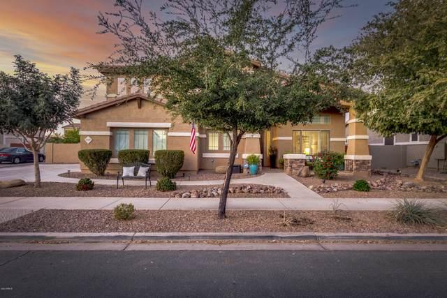 18698 E Peartree Lane, Queen Creek, AZ 85142 (MLS #6166041) :: The Copa Team | The Maricopa Real Estate Company