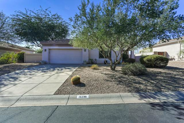 15235 E Redrock Drive, Fountain Hills, AZ 85268 (MLS #6166081) :: John Hogen | Realty ONE Group