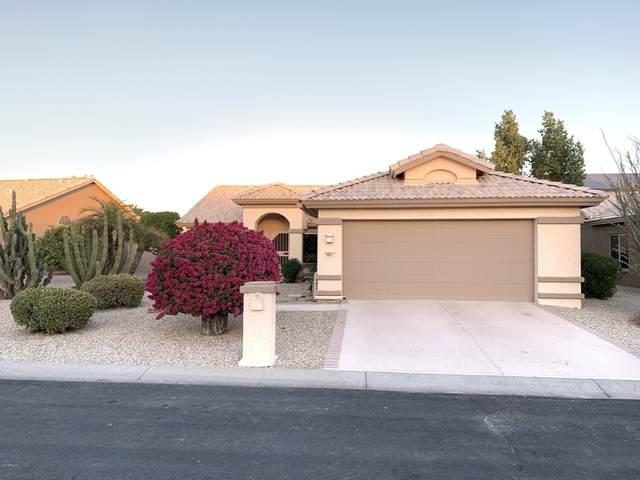 4061 N 156TH Drive, Goodyear, AZ 85395 (MLS #6166141) :: The Helping Hands Team