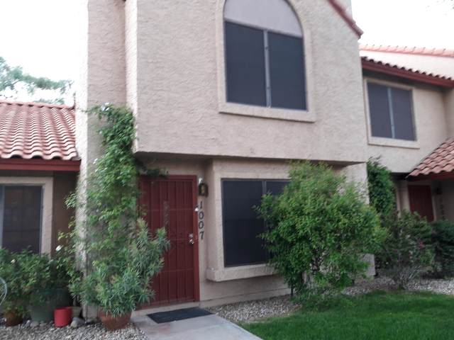 4901 E Kelton Lane #1007, Scottsdale, AZ 85254 (MLS #6166156) :: Walters Realty Group