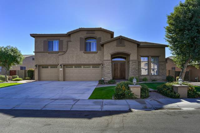 1899 E Kaibab Drive, Chandler, AZ 85249 (MLS #6166159) :: The Kurek Group