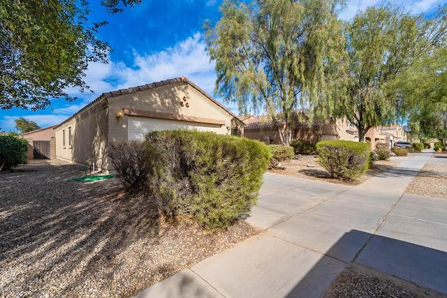 2130 W Wilson Avenue, Coolidge, AZ 85128 (MLS #6166166) :: Openshaw Real Estate Group in partnership with The Jesse Herfel Real Estate Group