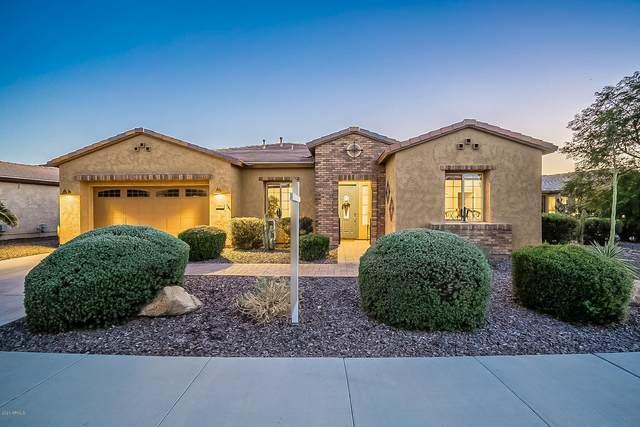 865 E Harmony Way, San Tan Valley, AZ 85140 (MLS #6166184) :: Yost Realty Group at RE/MAX Casa Grande