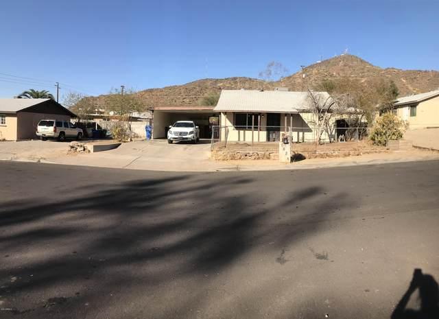 1428 W Mercer Lane, Phoenix, AZ 85029 (MLS #6166186) :: Devor Real Estate Associates