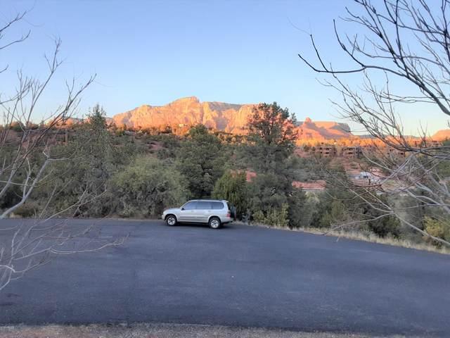 550 Sedona Vista Drive, Sedona, AZ 86336 (MLS #6166196) :: The W Group