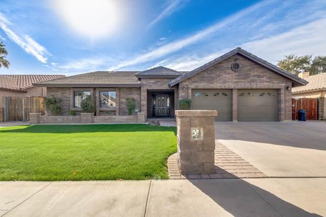 907 E San Remo Avenue, Gilbert, AZ 85234 (MLS #6166235) :: The Copa Team | The Maricopa Real Estate Company