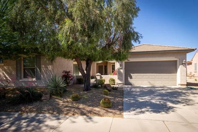 27086 W Burnett Road, Buckeye, AZ 85396 (MLS #6166244) :: Balboa Realty