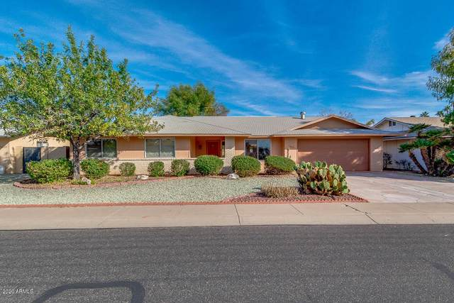19625 N 99TH Drive, Sun City, AZ 85373 (MLS #6166259) :: The Everest Team at eXp Realty