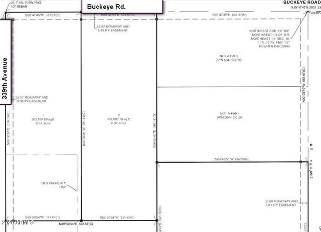33900 W Buckeye Road S, Tonopah, AZ 85354 (MLS #6166283) :: Nate Martinez Team
