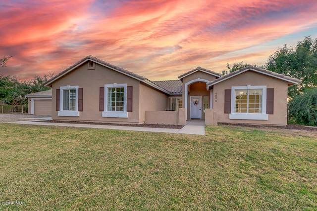 4805 E Beehive Road, San Tan Valley, AZ 85140 (#6166290) :: Long Realty Company