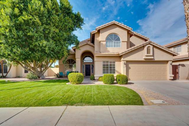 2156 E Beachcomber Drive, Gilbert, AZ 85234 (MLS #6166292) :: The Kurek Group