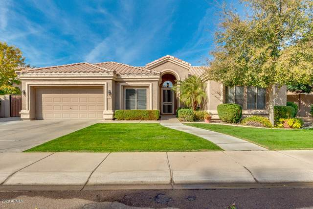 2740 S Cholla Street, Chandler, AZ 85286 (MLS #6166299) :: The Kurek Group