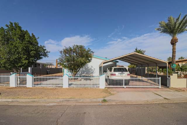 2314 E Alta Vista Road, Phoenix, AZ 85042 (MLS #6166318) :: Nate Martinez Team