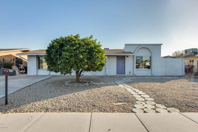 55 E Ivy Street, Mesa, AZ 85201 (MLS #6166335) :: The Kurek Group