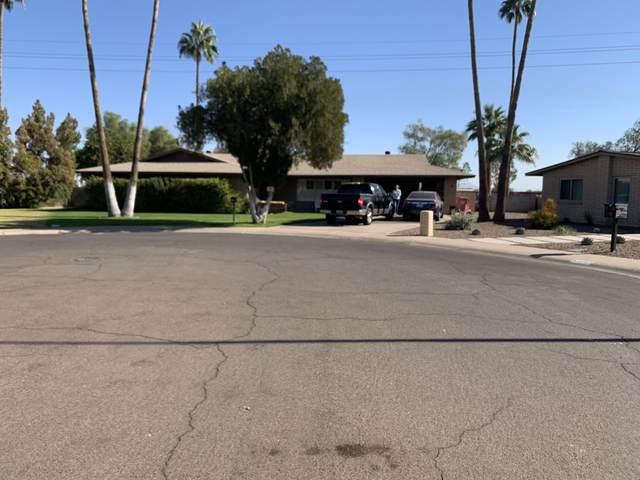 8731 E Turney Avenue, Scottsdale, AZ 85251 (MLS #6166341) :: The W Group