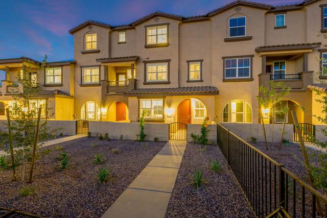 1255 N Arizona Avenue #1032, Chandler, AZ 85225 (MLS #6166350) :: The Kurek Group
