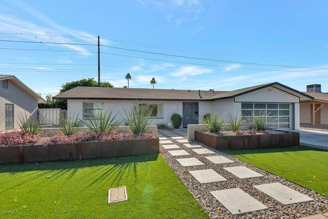 8231 E Crestwood Way, Scottsdale, AZ 85250 (MLS #6166354) :: The W Group